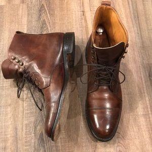 Allen Edmonds Andover boots